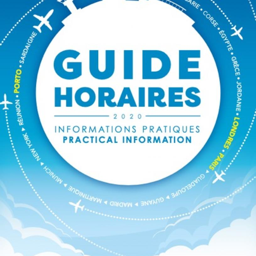 Guide Horaires 2020