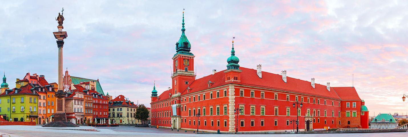 Pologne - Varsovie